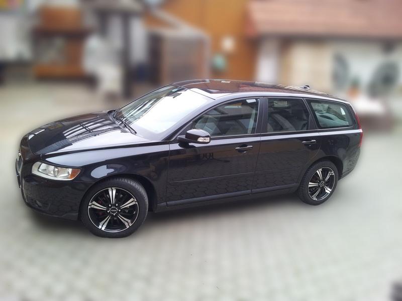 Volvo, V50, 1.6D