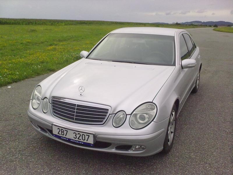 Mercedes-Benz E270cdi
