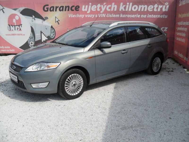 Ford, Mondeo combi, 2.0TCDi 103kw