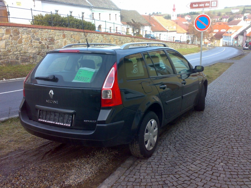 Renault Megane 2 kombi