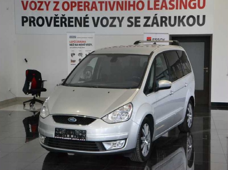 Ford Galaxy, 2009 TDI Titanium