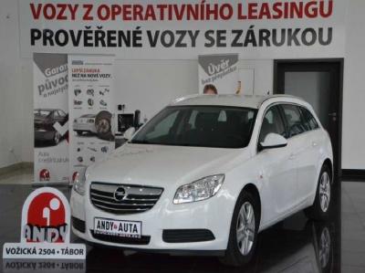 Opel Insignia 2.0 CDTI 160PS