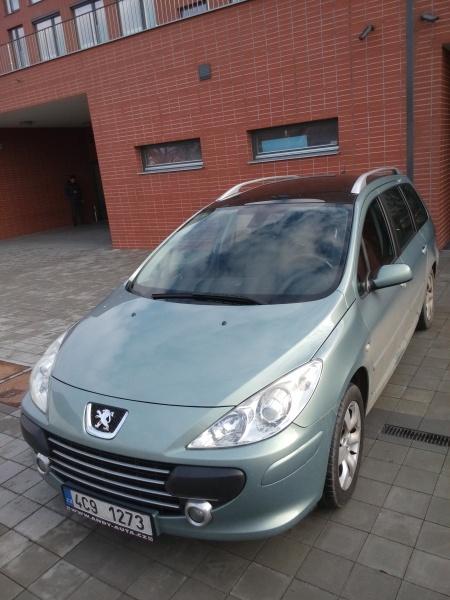 Peugeot 307 SW. 1,6 HDI