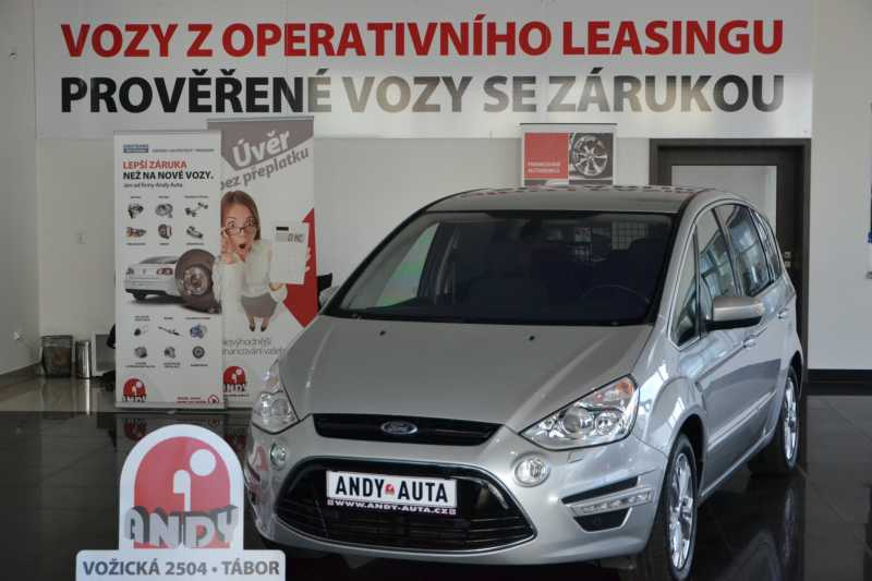 Ford S-Max 2.0 Tdci,103 kw,2012