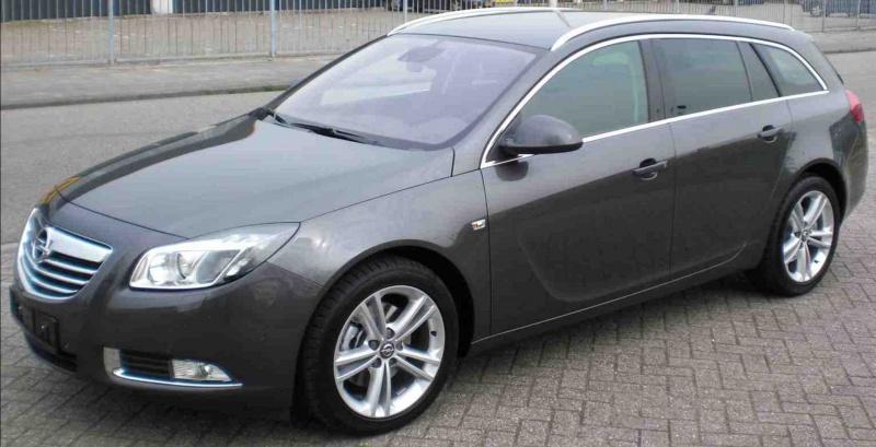 Opel Insignia ST 2,0 CDTI 118Kw