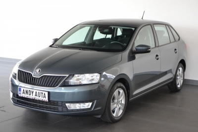 Škoda Rapid spacebak