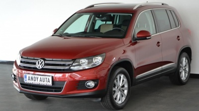 Volkswagen Tiguan 1,9Tdi