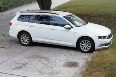 VW Passat combi 2.0 TDI Led, Navi