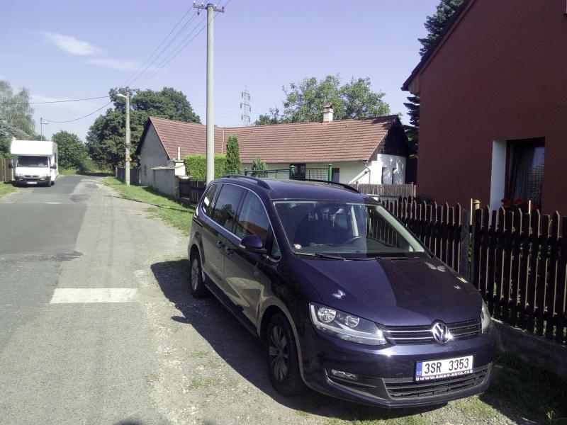 VW Sharan 2,0 TDI - 2011