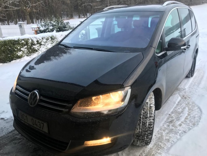VW SHARAN 2017