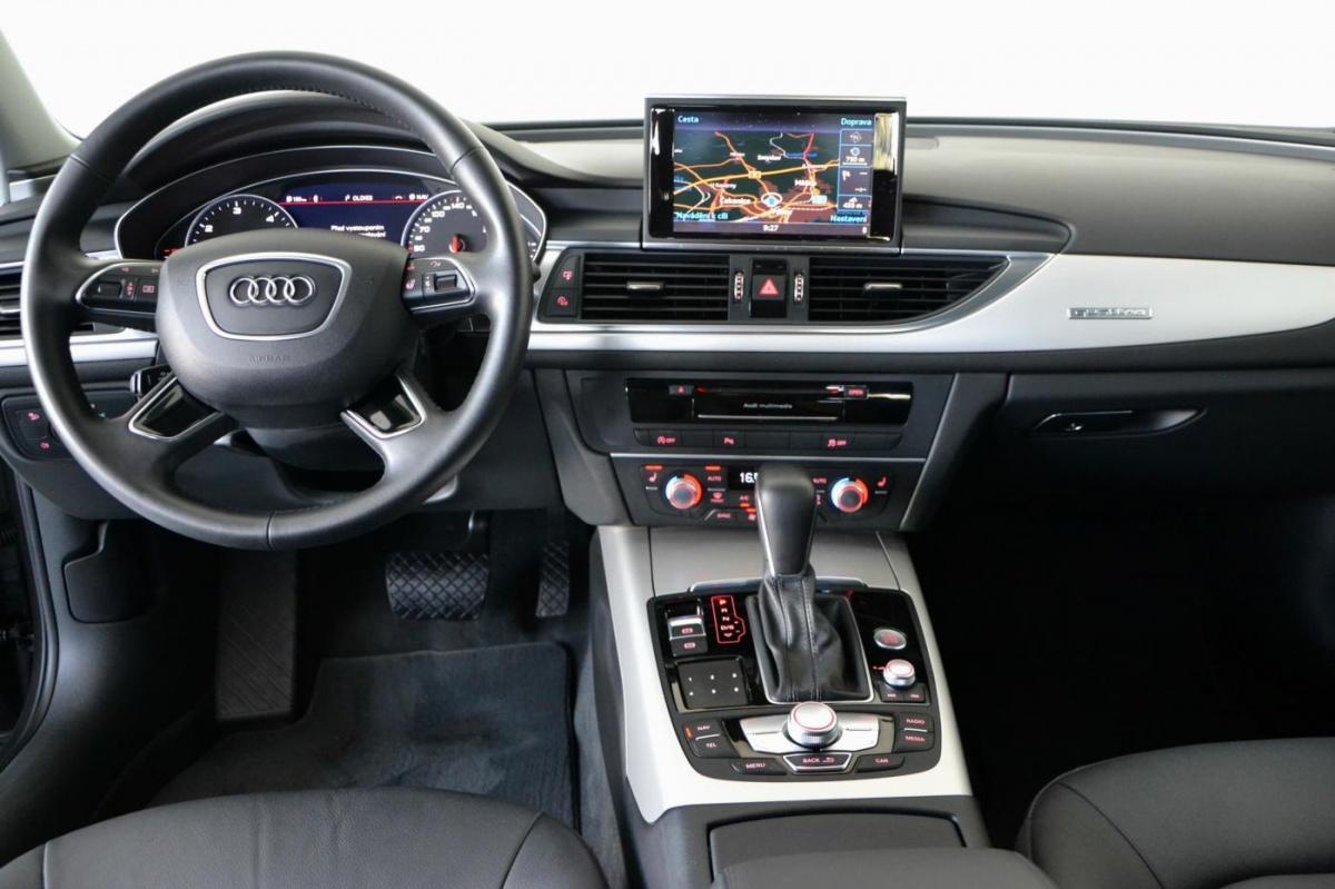 Audi A6 s motorem TDI